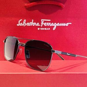 Salvatore Ferragamo Accessories - Salvatore Ferragamo Style SF162SP Sunglass…